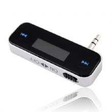 UNIVERSAL FM TRANSMITTER FOR SAMSUNG IPOD IPHONE NOKIA HTC LG SONY